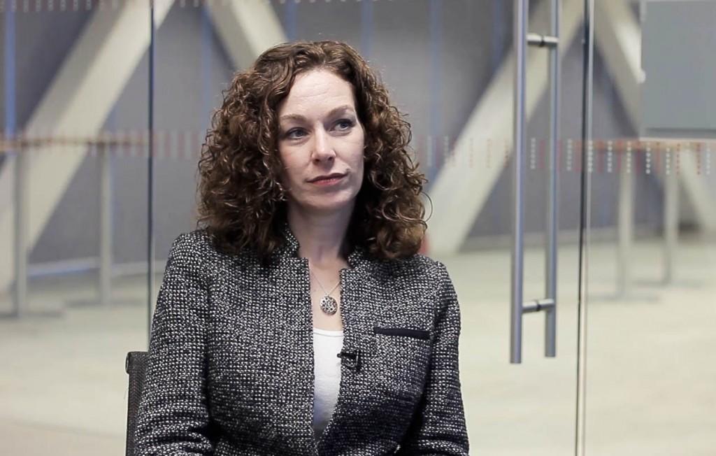 a portrait photograph of Dr. Jessica Templeton
