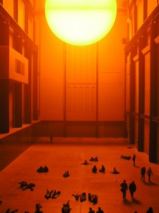 Olafur Eliasson_The Weather Project by Istvan on Flickr